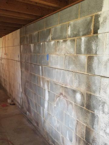 Bowing Wall Support in East Bend, NC