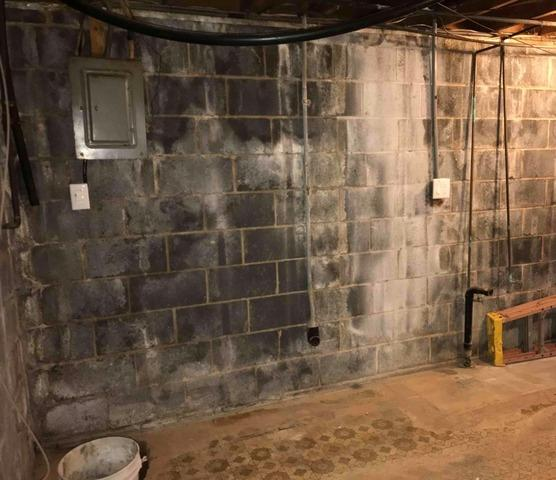 Leaking Basement Waterproofing in Walkertown, NC