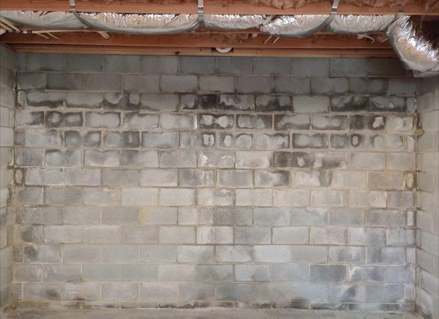 Waterproofing Leaking Basement Wall in Mocksville, NC