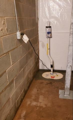 Basement Waterproofing in Chapel Hill, NC