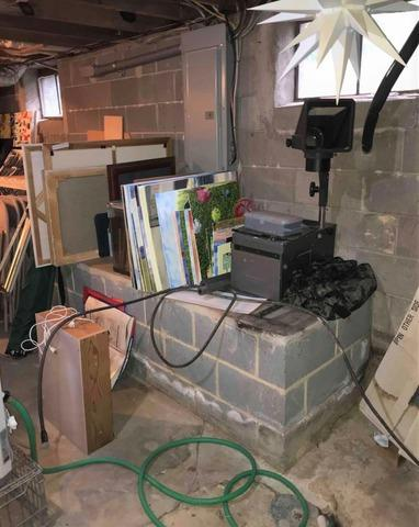 Waterproofing Mount Airy, NC Basement Suffering from Flooding