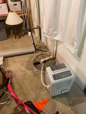 Jamestown, NC Leaky Basement Waterproofing
