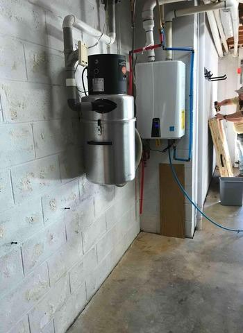 Damp and Leaking Block Wall Waterproofing in Taylorsville, NC