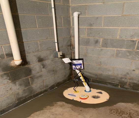 Basement Waterproofing in Kernersville, NC