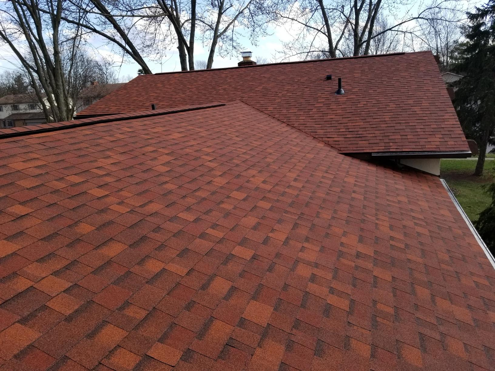 Terra Cotta Roof Replacement in Columbus, OH - After Photo