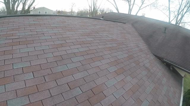 Terra Cotta Roof Replacement in Columbus, OH - Before Photo