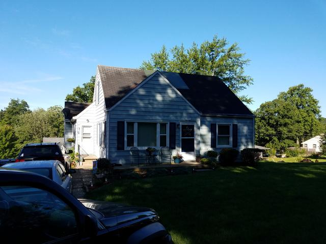 Roof & Siding Replacement in Chillicothe Ohio - Before Photo