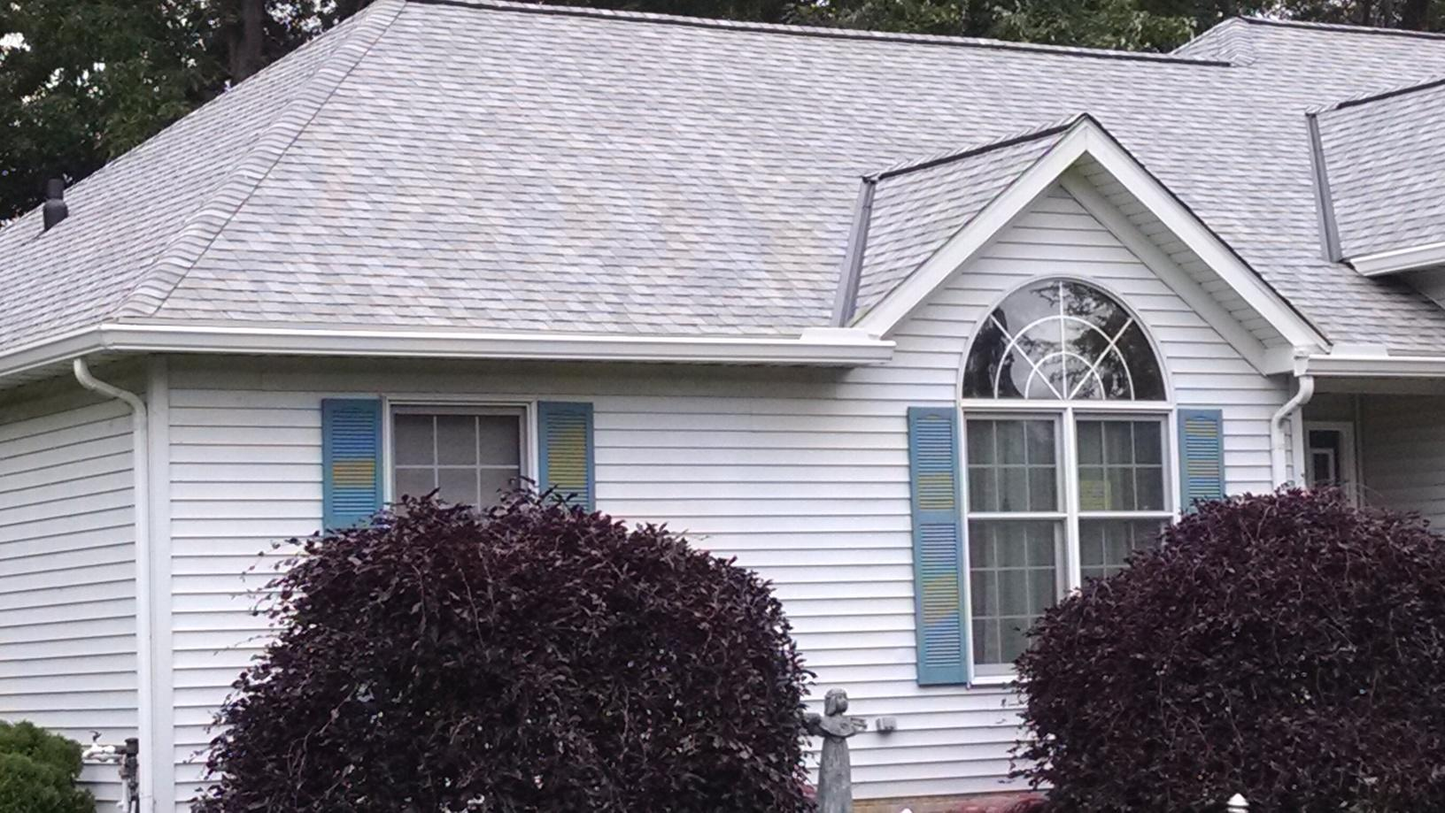 Mentor Roof & Gutter Replacement - After Photo