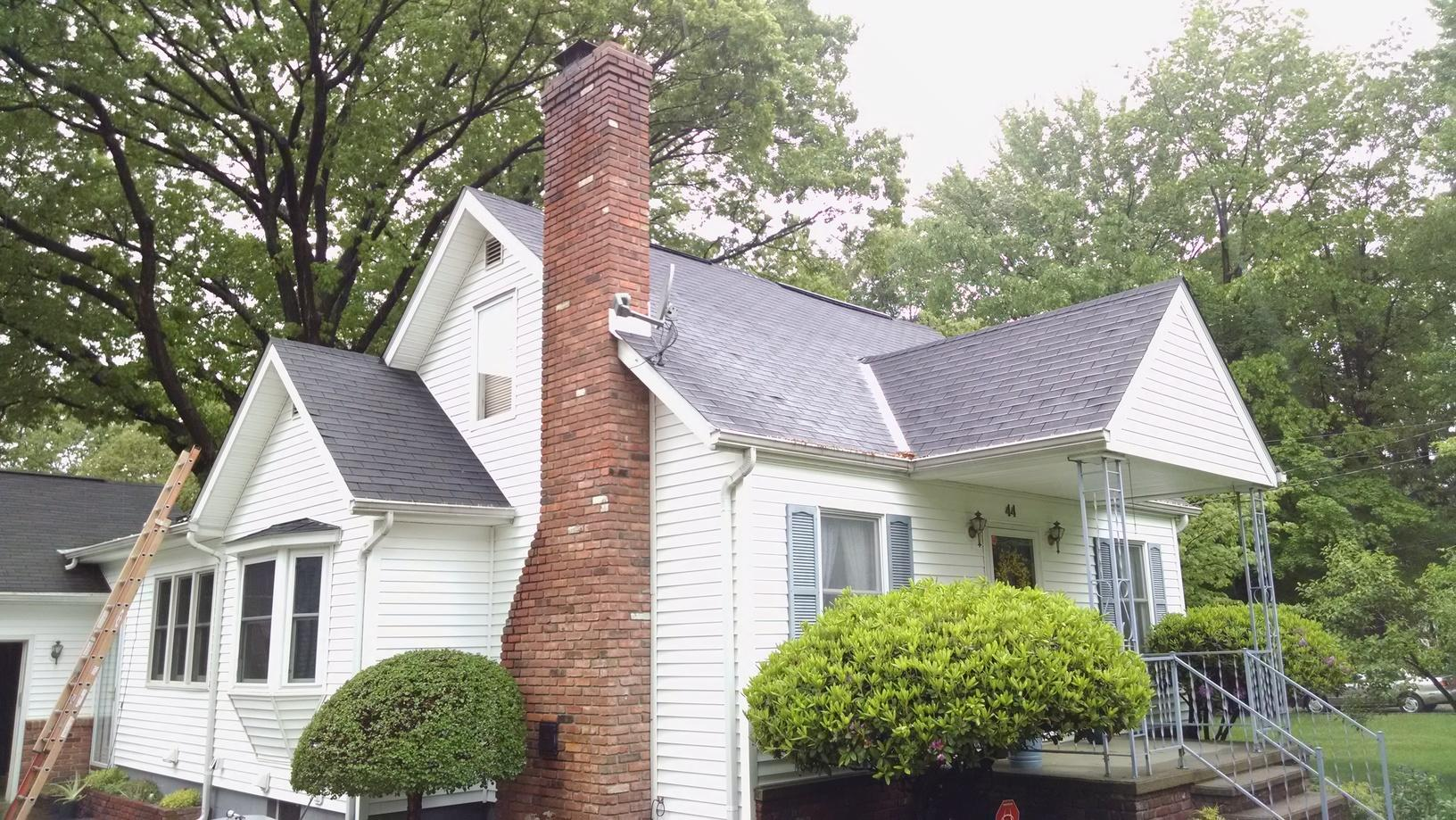 Painesville Twp Roof & Gutter Replacement Max Def - Before Photo