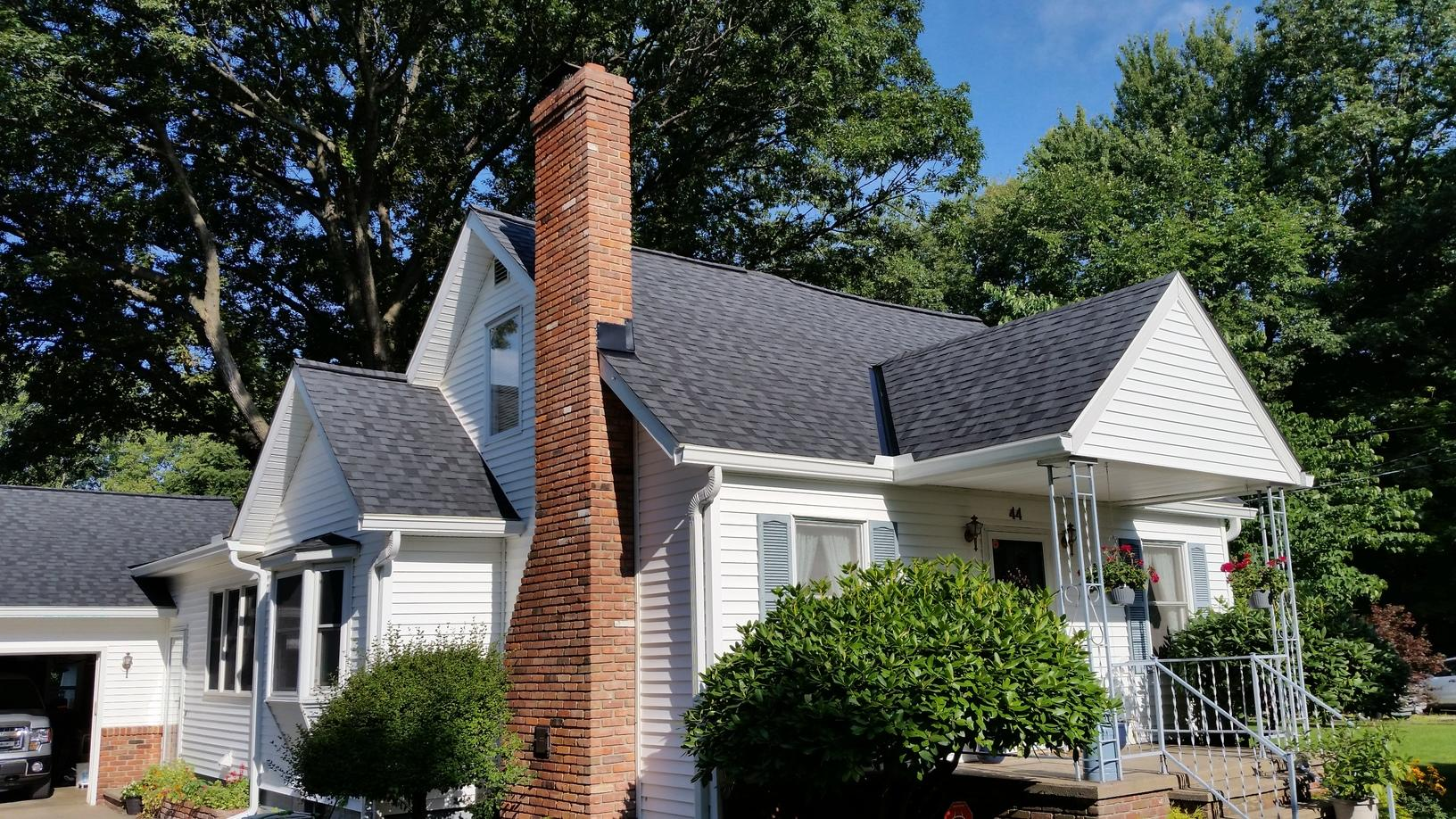 Painesville Twp Roof & Gutter Replacement Max Def - After Photo