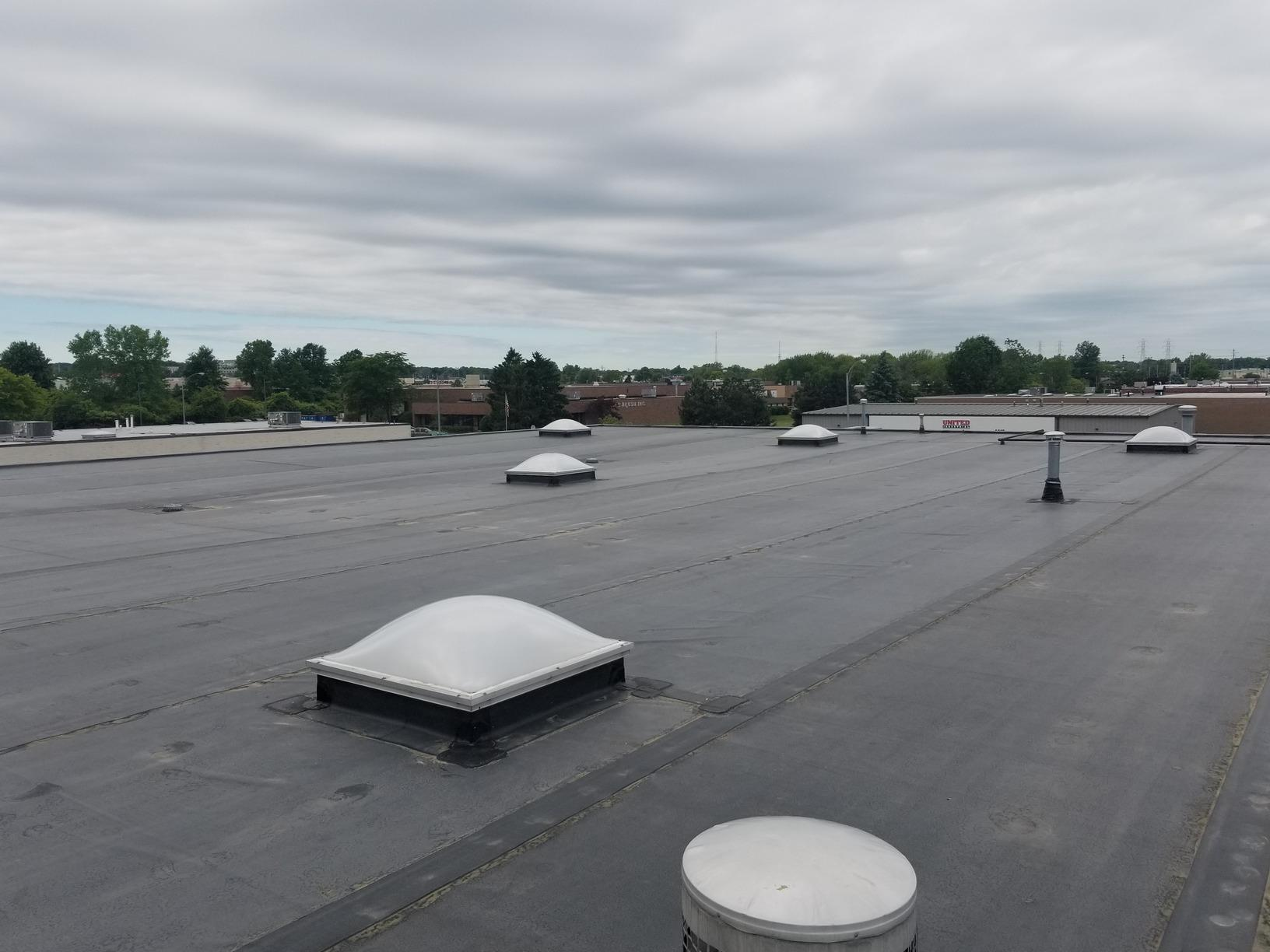 Commercial Roofing Willoughby Commercial Roof Repair Replacement In Oh