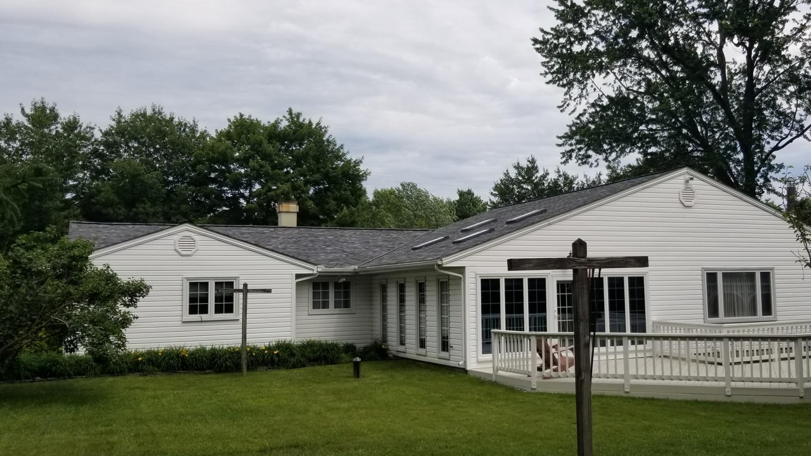 Chesterland Roof Replacement - After Photo