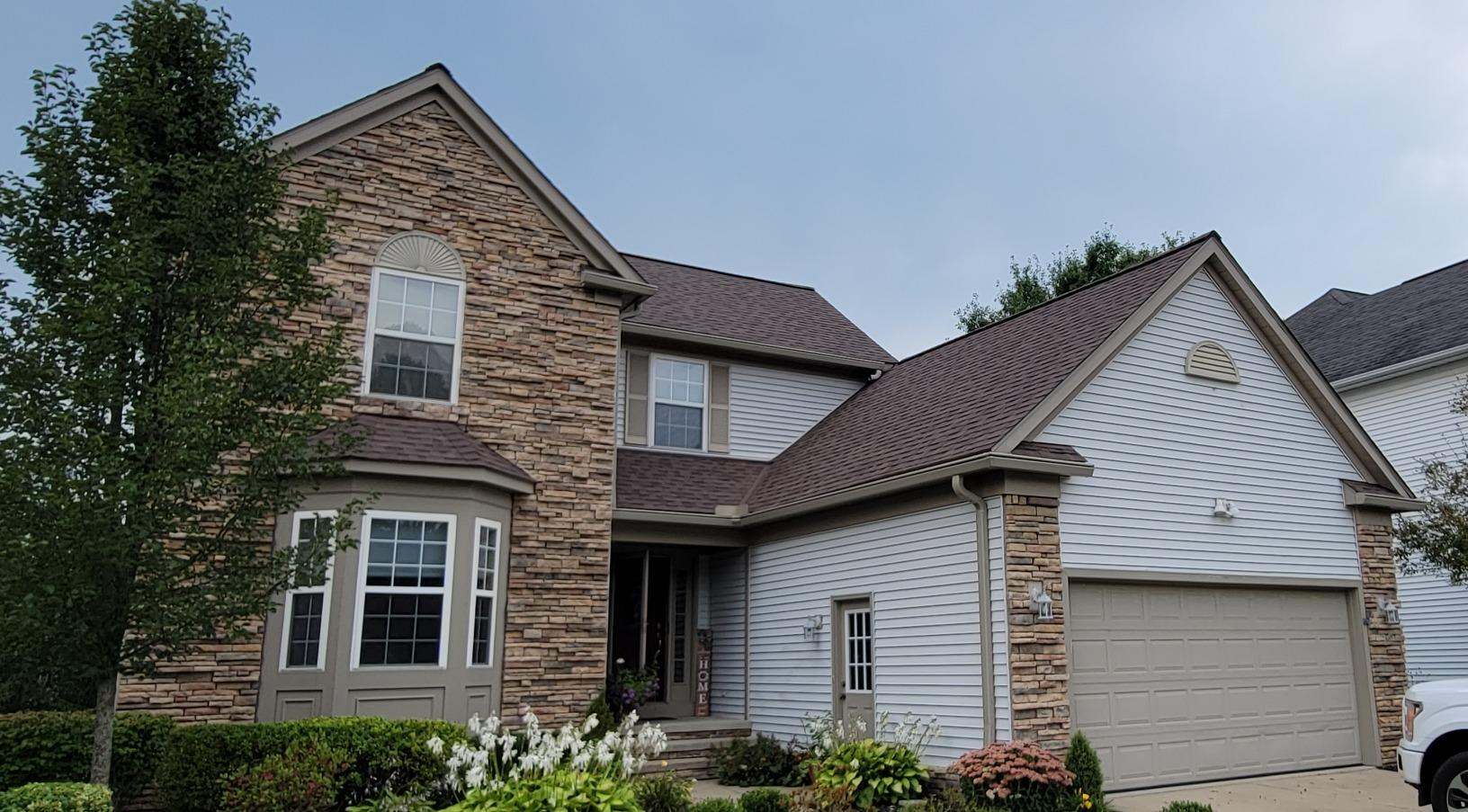 Chardon Roof Replacement - After Photo