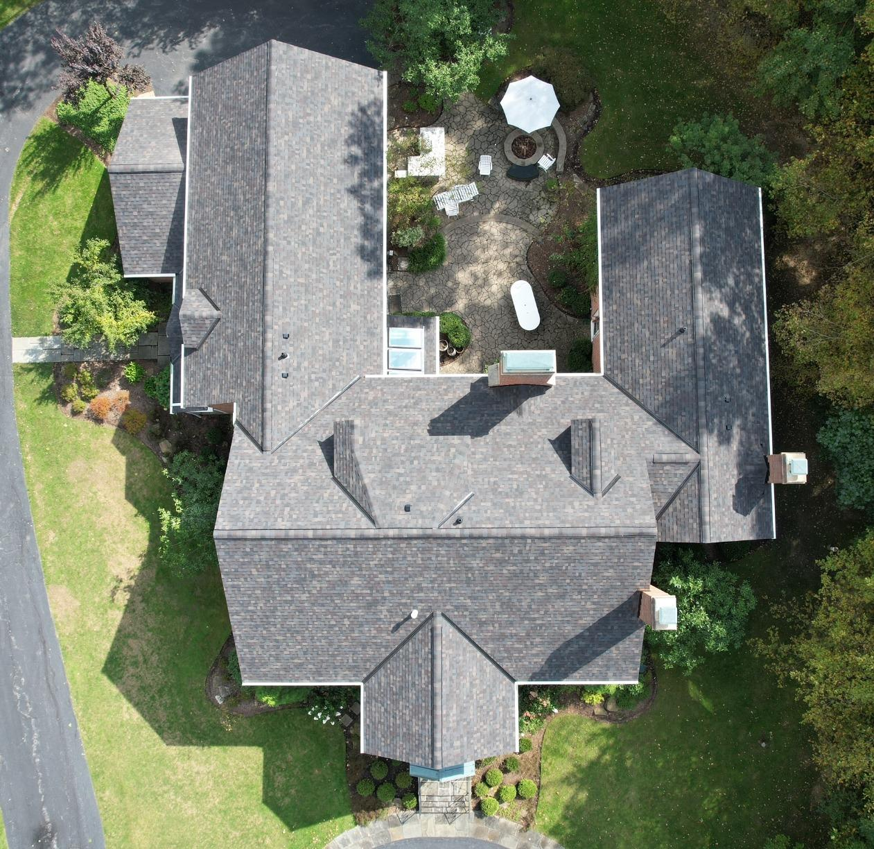 Chagrin Falls Roof Replacement - After Photo