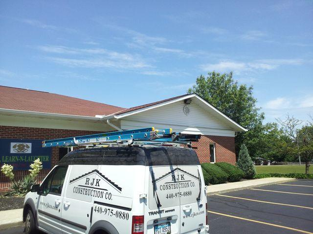 Aker Daycare Commercial Roof Replacement