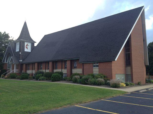 Mentor Plains Church Commercial Roof Replacement