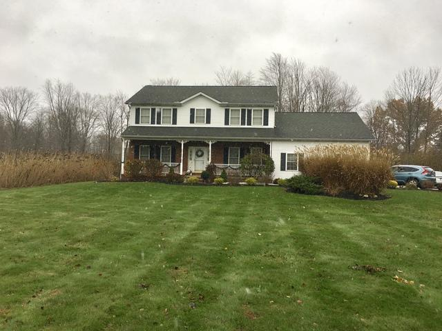 Roof Replacement in Concord, OH - Before Photo