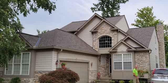 Concord Township Roof Replacement - After Photo