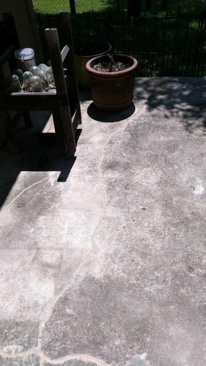 Patio Leveled by Polylevel in Killeen, TX - After Photo