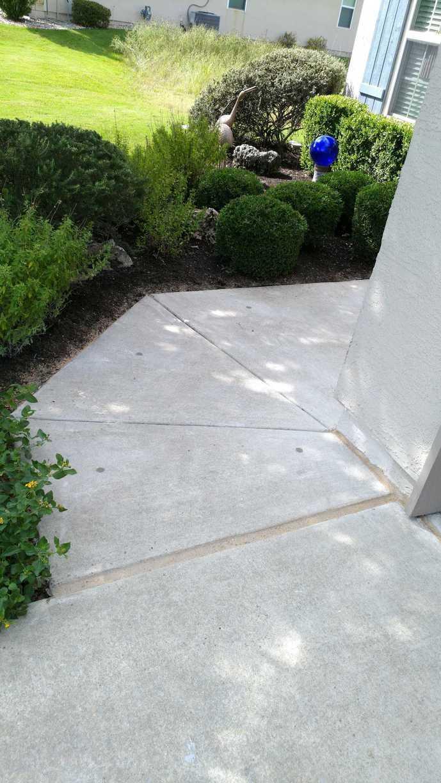 Polylevel Sidewalk Repair in Georgetown, TX - After Photo