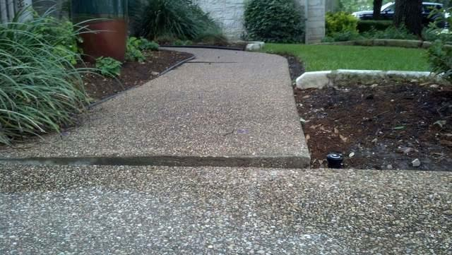 Sidewalk leveling Leander, TX