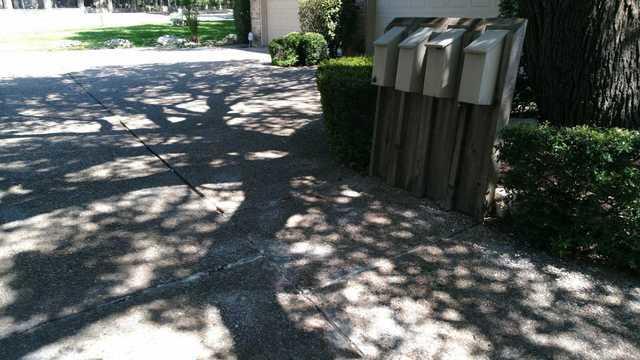 Sidewalk Repair in Austin, TX