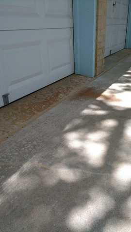 Concrete Repair in Austin, TX