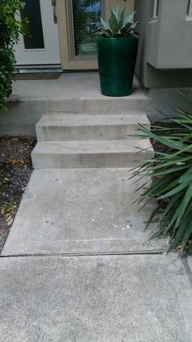 Steps lifted in Austin, TX