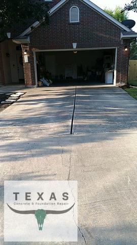 Driveway Repair in Austin, TX