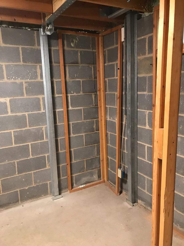Afton, VA PowerBrace and CarbonArmor install - After Photo