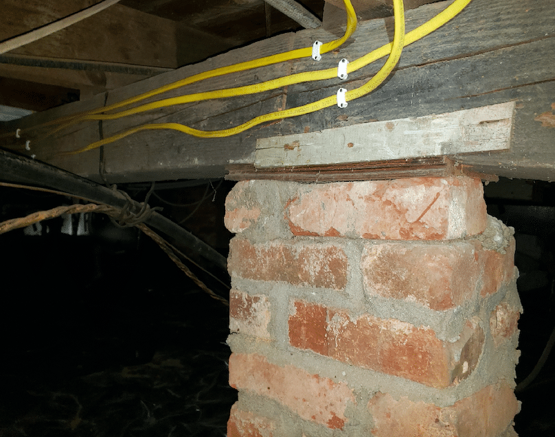 Lynchburg, VA SmartJack Installation - Before Photo