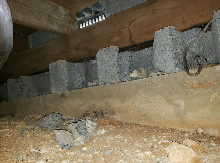 Crewe, VA SmartJack Installation - Before Photo