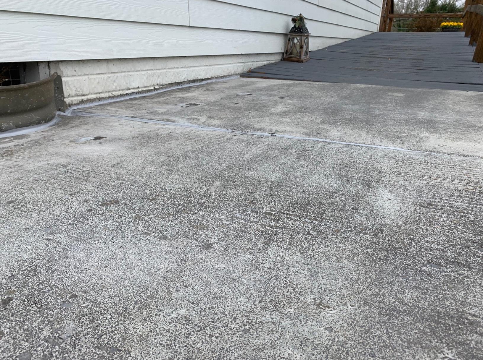 Boyce, VA Sidewalk Leveling - After Photo