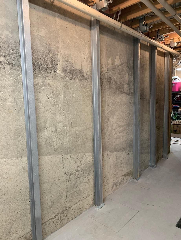 Power Brace Installation - Winchester, VA - After Photo