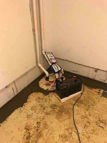 Charlottesville, VA Basement Waterproofing