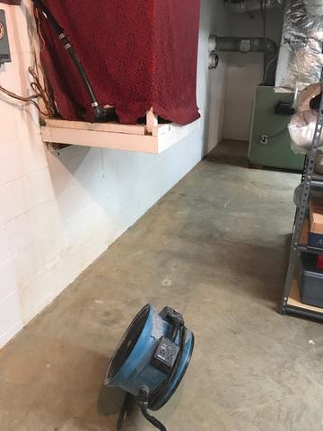 Woodlawn, VA Basement Waterproofing