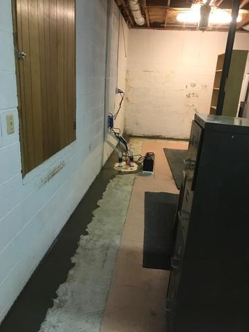 Clarksville, VA Basement Waterproofing