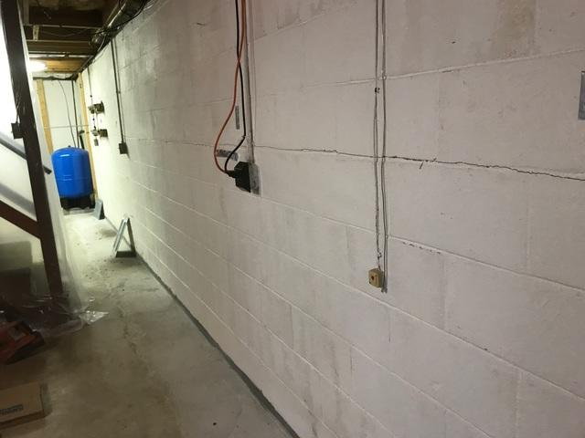 Goodview, VA GeoLock Wall Anchor Install
