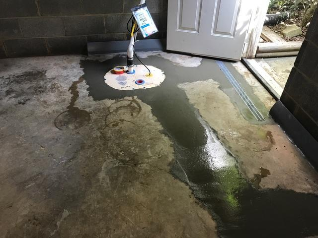 Danville, VA Basement Waterproofing