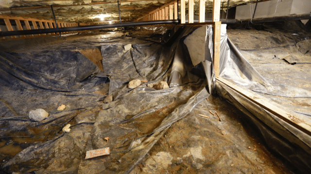 Montebello, VA Crawl Space Encapsulation