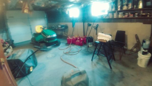 Max Meadows, VA Basement Waterproofing and PowerBrace Installation