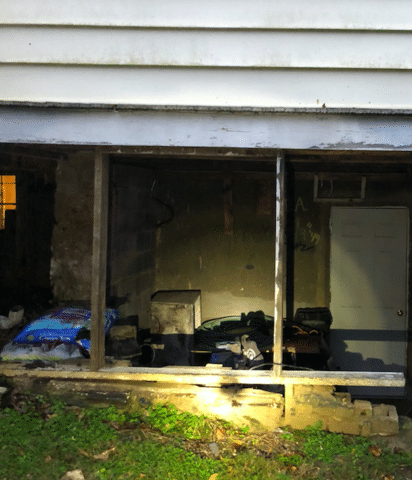 Lynchburg, VA home settlement repair