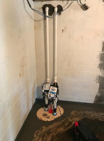 Penhook, VA Basement Waterproofing