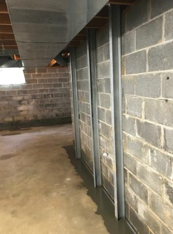 South Boston, VA Basement Waterproofing and Foundation Repair