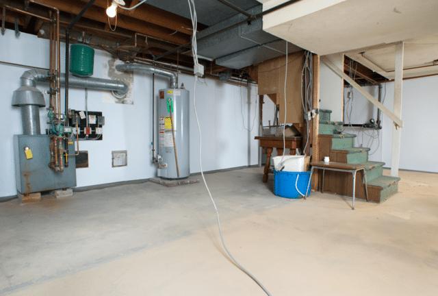 Spout Spring, VA Basement Waterproofing