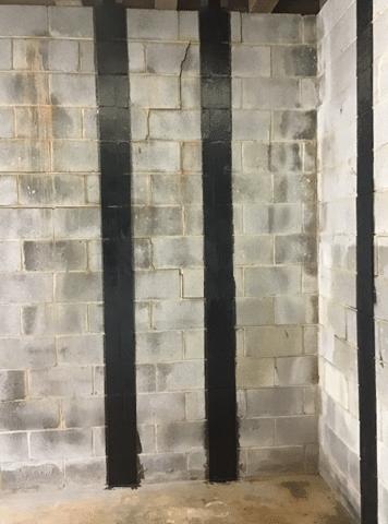 Moneta, VA CarbonArmor Installation