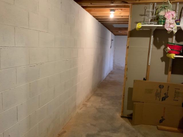 Lynchburg, VA  Wall Support and Basement Waterproofing