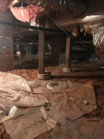 Penhook, VA Crawl Space Encapsulation