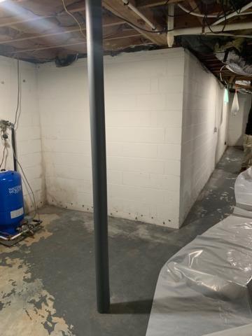 Fancy Gap, VA Basement Waterproofing
