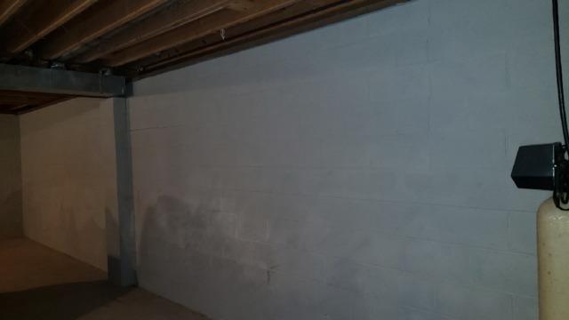 Beaverdamn, VA Wall Support